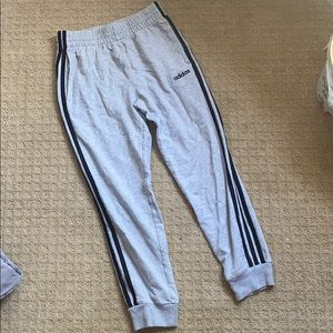 ADIDAS Youth Joggers/ Track pants